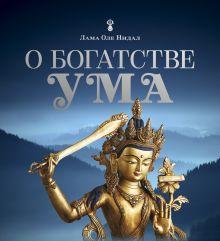 О богатстве ума (синяя) обложка книги