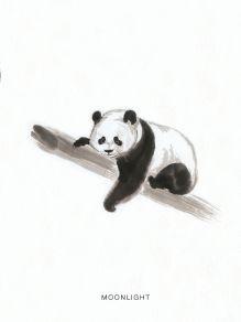 """Блокнот для записей """"Панда"""""""