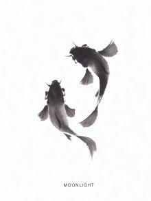 """Блокнот для записей """"Рыбы"""""""
