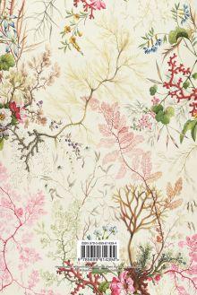 Обложка сзади Блокнот А5. Цветущие розы