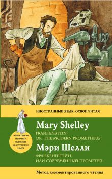 Франкенштейн, или современный Прометей = Frankenstein: or, the Modern Prometheus : метод комментированного чтения