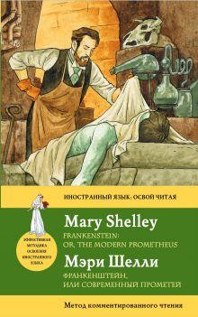 Шелли М. - Франкенштейн, или современный Прометей = Frankenstein: or, the Modern Prometheus : метод комментированного чтения обложка книги
