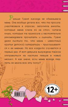 Обложка сзади Дорога к мечте Елена Нестерина