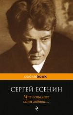 Есенин С.А. - Мне осталась одна забава... обложка книги