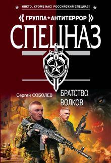 Соболев С.В. - Братство волков обложка книги