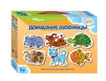 - Пазл Напольный Домашние любимцы (Малые) обложка книги