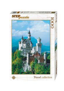 - Пазл 1000 эл. Бавария обложка книги
