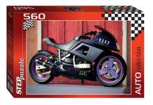 - Пазл 560 эл.  Мотоцикл обложка книги