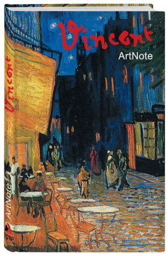Ван Гог. ArtNote. Ночное кафе