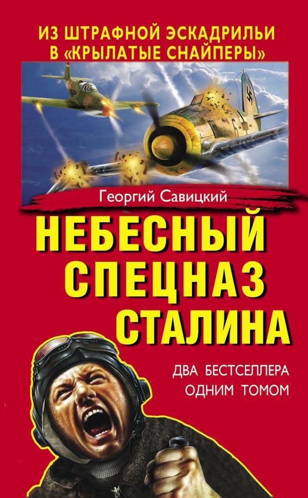 Небесный спецназ Сталина. Из штрафной эскадрильи в «крылатые снайперы» Савицкий Г.