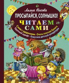 Носова Л.С. - Просыпайся, солнышко! (ил. М. Литвиновой) обложка книги