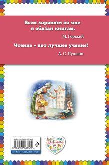 Обложка сзади Лоскутик и Облако Софья Прокофьева