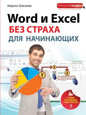 Word и Excel без страха для начинающих. Самый наглядный самоучитель Шагаков К.И.