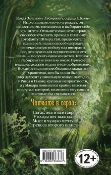 Обложка сзади Муравьиный лабиринт Дмитрий Емец
