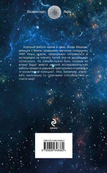 Обложка сзади Ворованные звезды Анна Мистунина