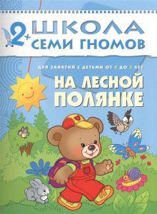 - ШСГ.  Третий год обучения. На лесной полянке. обложка книги