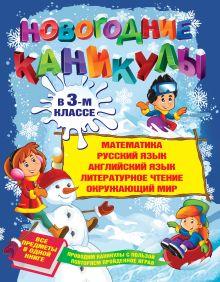 Квартник Т.А. - Новогодние каникулы в 3-м классе обложка книги