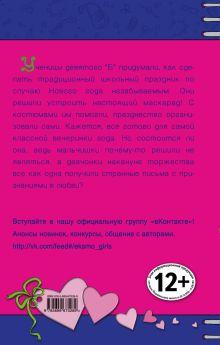 Обложка сзади Маскарад для принцесс Светлана Лубенец