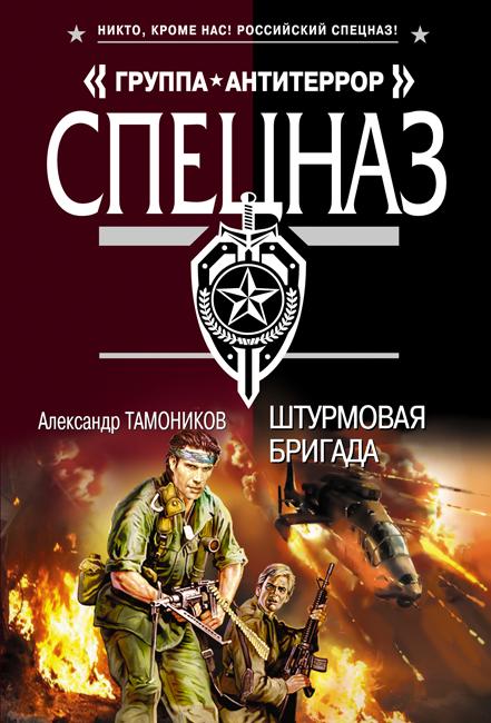 Штурмовая бригада Тамоников А.А.