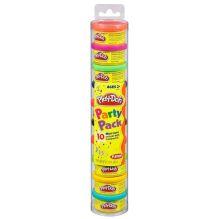 Play-Doh - Play-Doh Пластилин: Набор для праздника в тубусе обложка книги