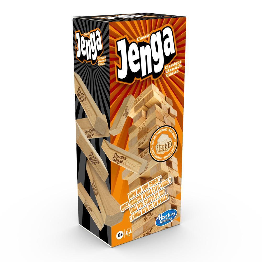 Дженга (Настольная игра)
