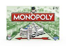 MONOPOLY - Монополия Классическая (00009) обложка книги