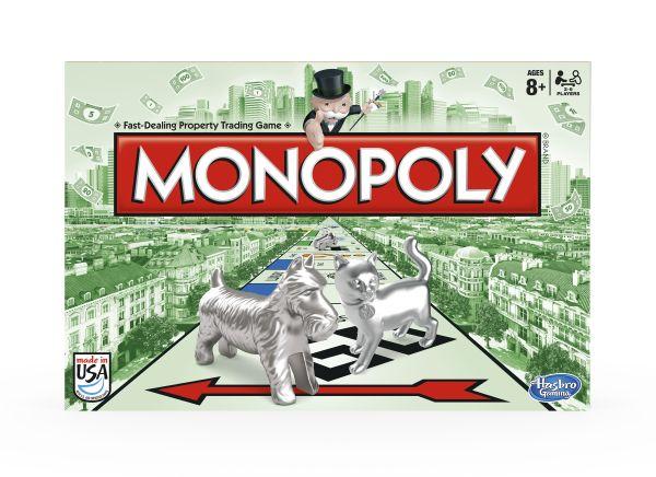 Монополия Классическая (00009) MONOPOLY