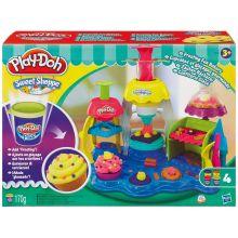 Play-Doh - Play-Doh Игровой набор Фабрика пирожных (А0318) обложка книги