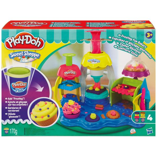 """Play-Doh Игровой набор """"Фабрика пирожных"""" (А0318) PLAY-DOH"""
