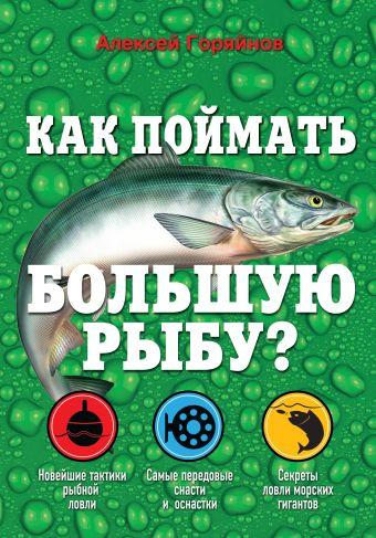 Как поймать большую рыбу? Горяйнов А.Г.