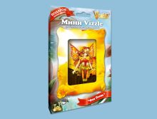 - Объемная картинка mini-Vizzle Фея Осень обложка книги