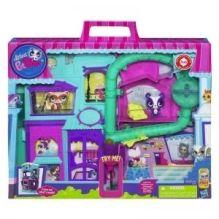 Littlest Pet Shop - Littlest Pet Shop Игровой набор Зоомагазин обложка книги