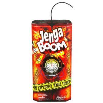 Игра Дженга Бум! Дженга со взрывным механизмом (Настольная игра) (A2028) GAMES
