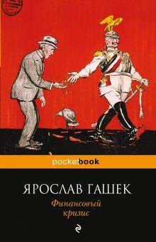Гашек Я. - Финансовый кризис обложка книги