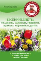 Гаврилова А.С. - Весенние цветы: тюльпаны, нарциссы, гиацинты, примула, морозник и другие' обложка книги