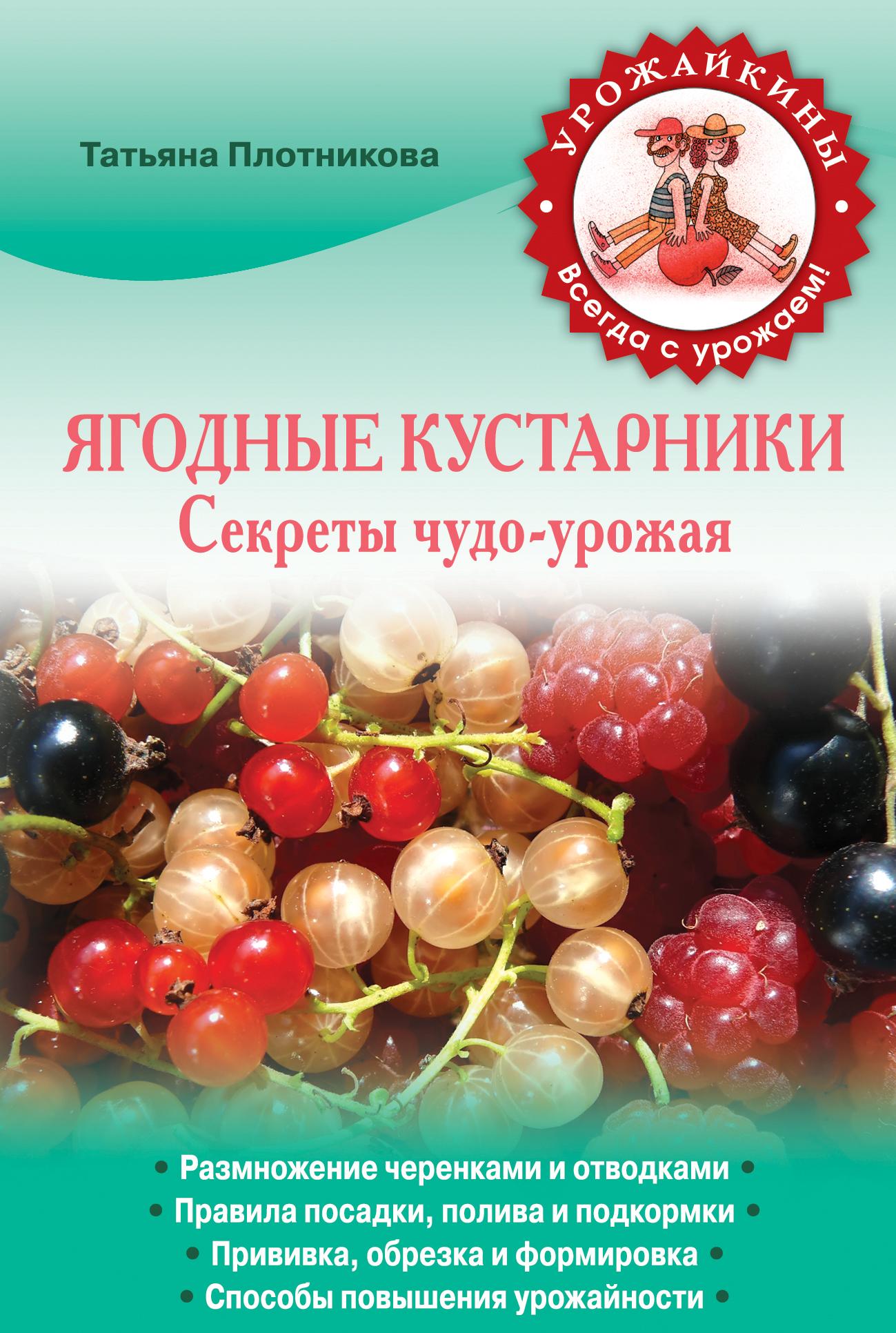 Ягодные кустарники. Секреты чудо-урожая ( Плотникова Т.Ф.  )