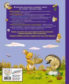 Обложка сзади Сказки о Ёжике и Кролике (ил. К. Ридделла) Пол Стюарт