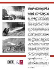 Обложка сзади Огнеметные танки и ручные огнеметы в бою Алексей Ардашев, Семен Федосеев