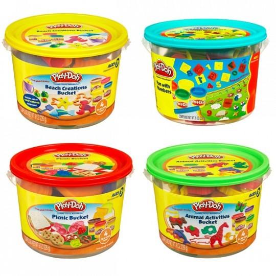Play-Doh Игровой набор Мини Ведерко  (в ассорт.) play doh игровой набор праздничный торт