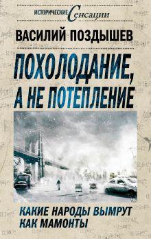 Поздышев В.А. - Похолодание, а не потепление. Какие народы вымрут как мамонты обложка книги