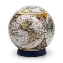 - Шаровой Пазл Стар карта мира(540 д,23 см) обложка книги