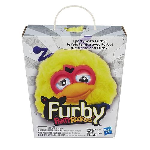 Furby Друг Ферби - король вечеринки (в ассорт.) (A3187)