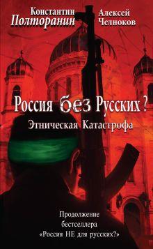 Этническая катастрофа. Россия без русских? обложка книги