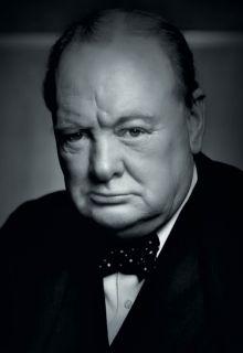 Обложка Черчилль: На вершине власти Борис Тененбаум
