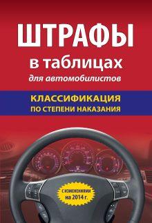 Штрафы в таблицах для автомобилистов с изм. на 2014 (классификация по степени наказания)