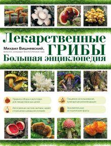 Лекарственные грибы. Большая энциклопедия