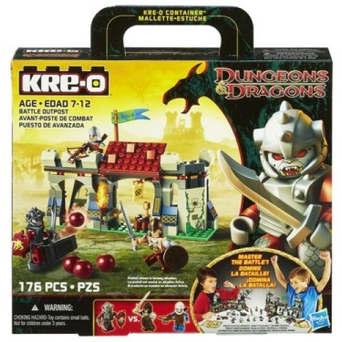 Kre-O D&D Мини-наборы