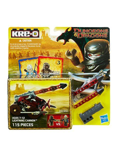 """Kre-O D&D Игровой Набор """"Крепостное орудие"""" (A6737)"""