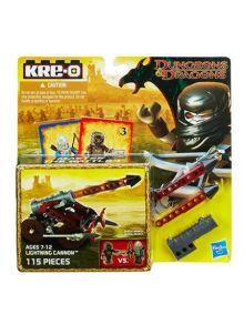 Kre-O - Kre-O D&D Игровой Набор Крепостное орудие (A6737) обложка книги