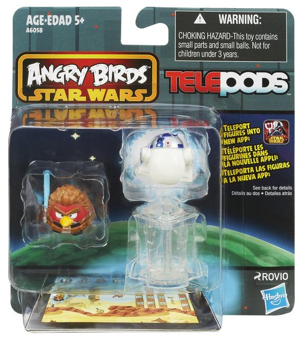 Angry Birds Star Wars Набор из 2 фигурок (A6058)